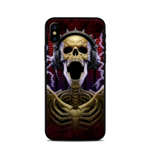 Play Loud iPhone XS Skin