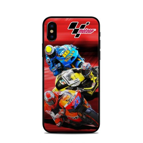 Speed Collage iPhone XS Skin