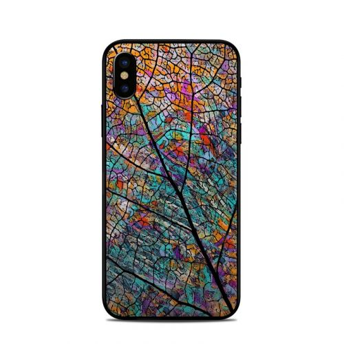 Stained Aspen iPhone X Skin