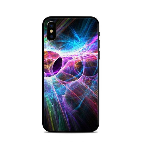 Static Discharge iPhone XS Skin