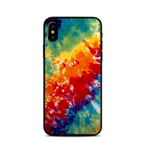 Tie Dyed iPhone XS Skin