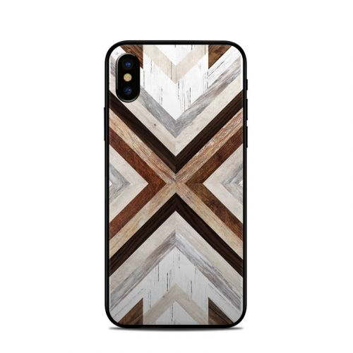 Timber iPhone X Skin