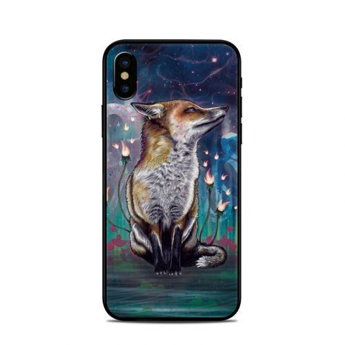 There is a Light iPhone XS Skin