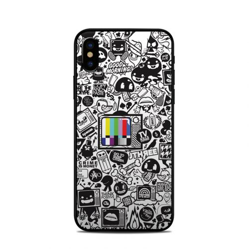 TV Kills Everything iPhone XS Skin