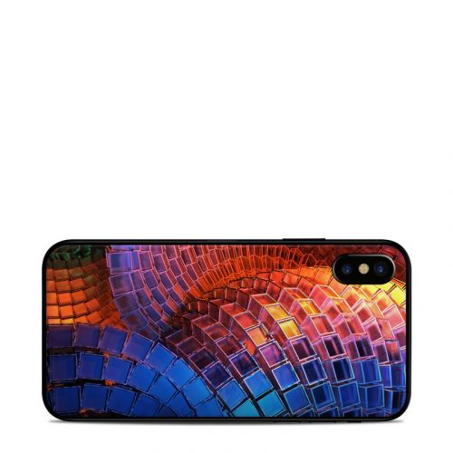 Waveform iPhone XS Skin