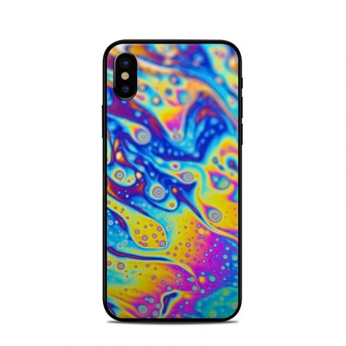 World of Soap iPhone XS Skin