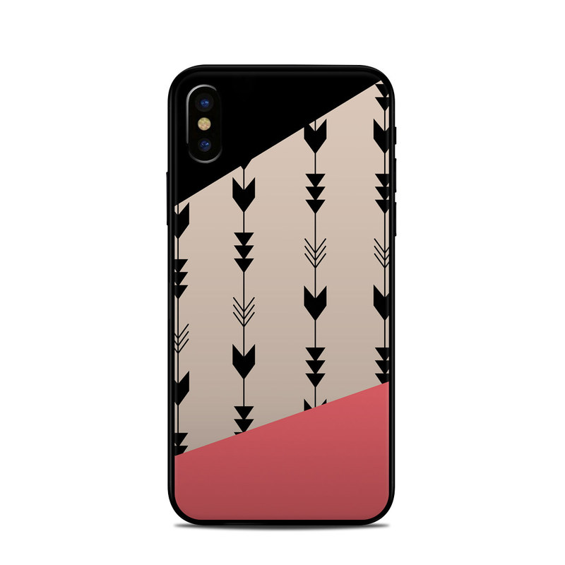 Arrows iPhone X Skin