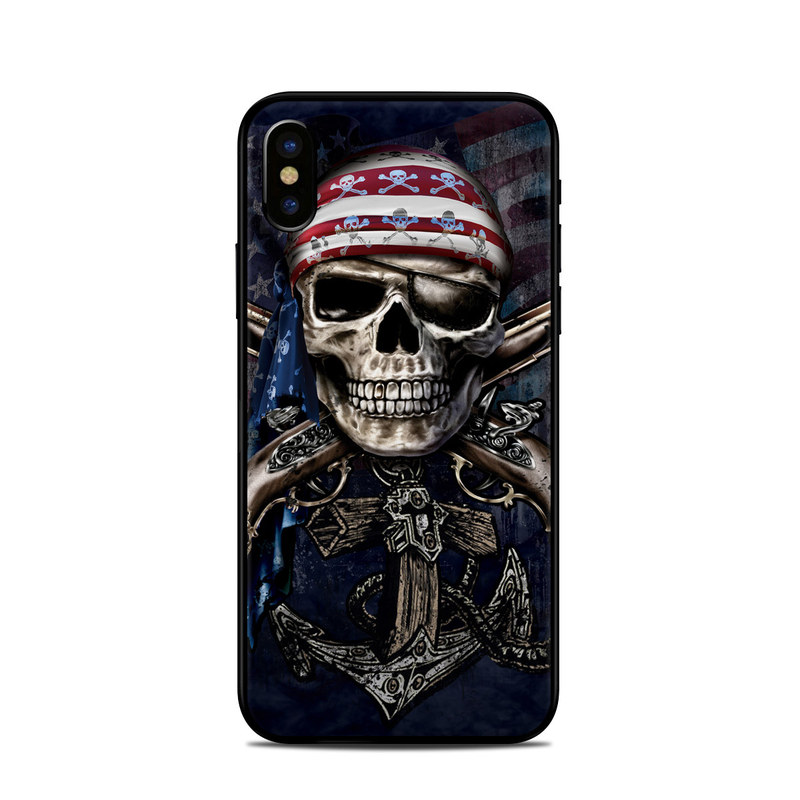 Dead Anchor iPhone XS Skin