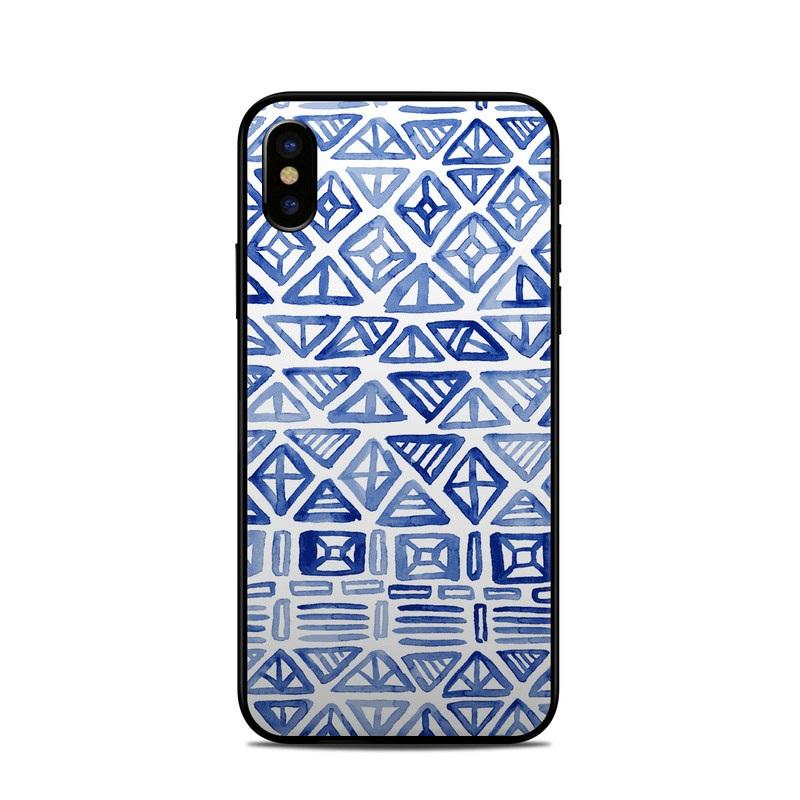 Gem Geo iPhone X Skin