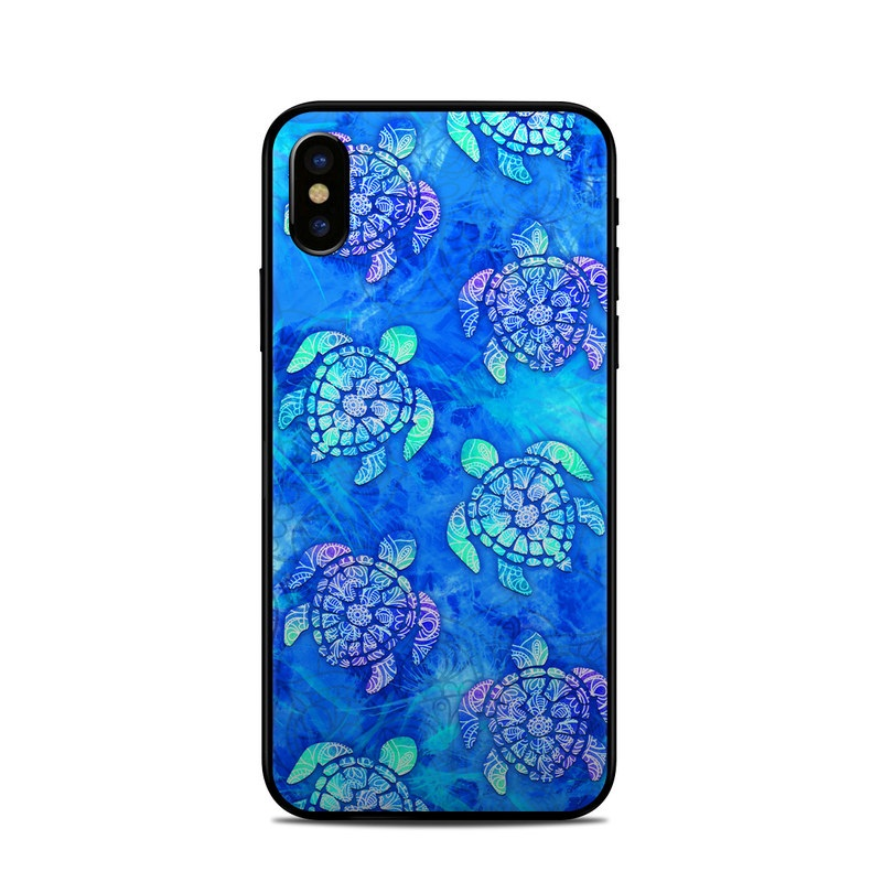 Mother Earth iPhone XS Skin