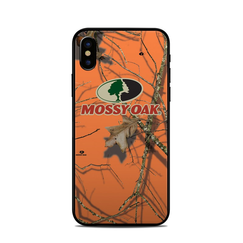 Break-Up Lifestyles Autumn iPhone XS Skin