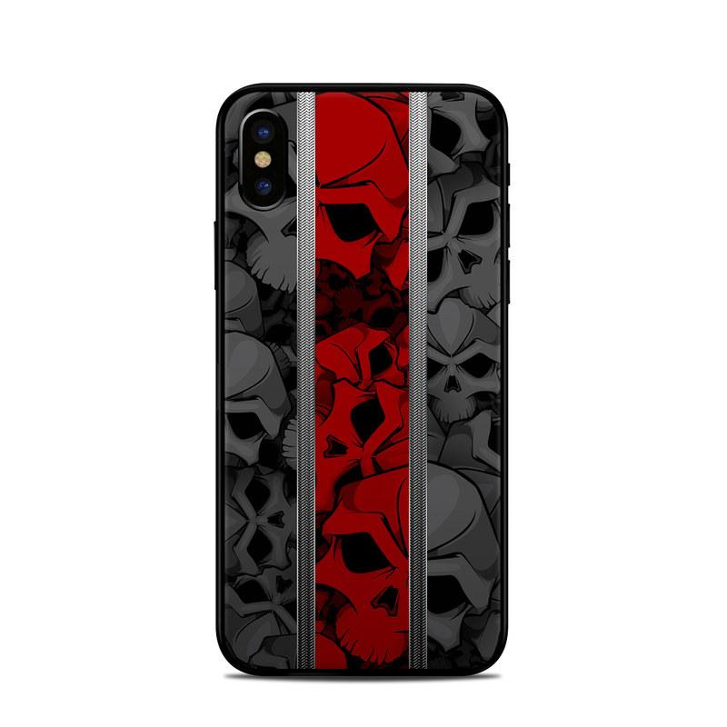 Nunzio iPhone XS Skin