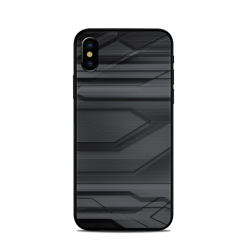 Plated iPhone XS Skin