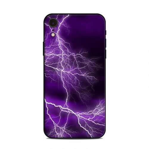 Apocalypse Violet iPhone XR Skin