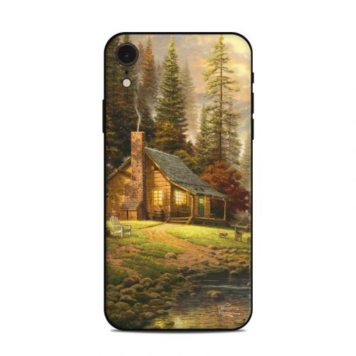A Peaceful Retreat iPhone XR Skin