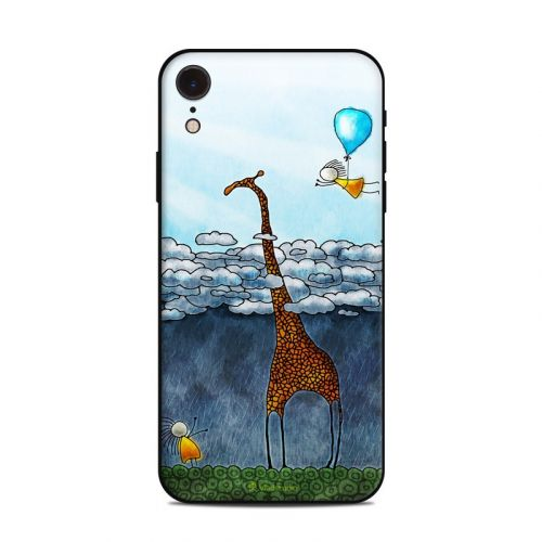Above The Clouds iPhone XR Skin