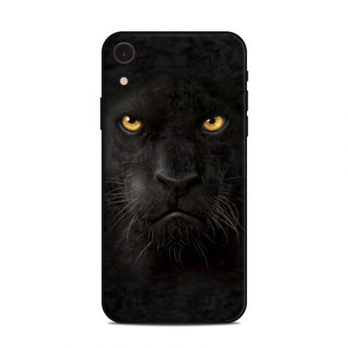 Black Panther iPhone XR Skin