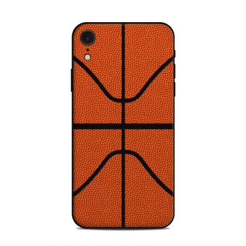 Basketball iPhone XR Skin