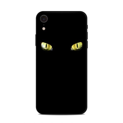 Cat Eyes iPhone XR Skin
