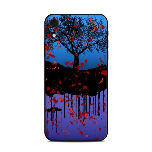 Cold Winter iPhone XR Skin