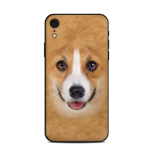 Corgi iPhone XR Skin