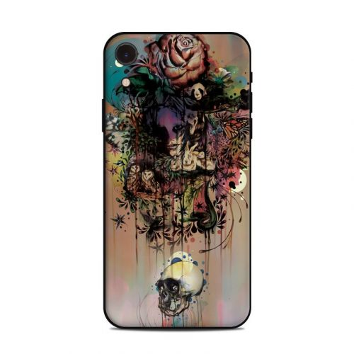 Doom and Bloom iPhone XR Skin
