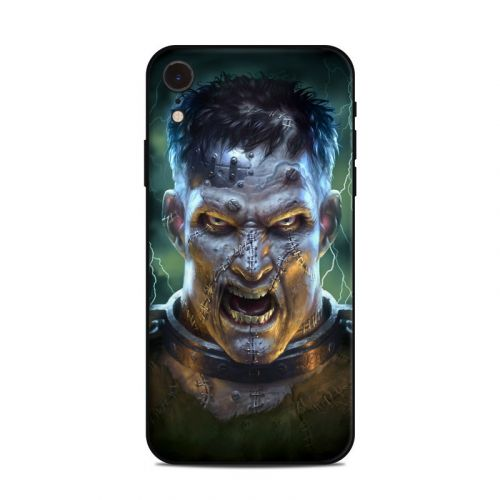 Frankenstein iPhone XR Skin