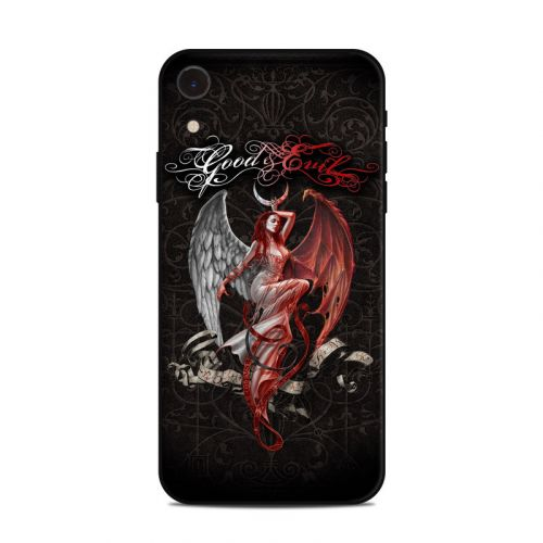 Good and Evil iPhone XR Skin