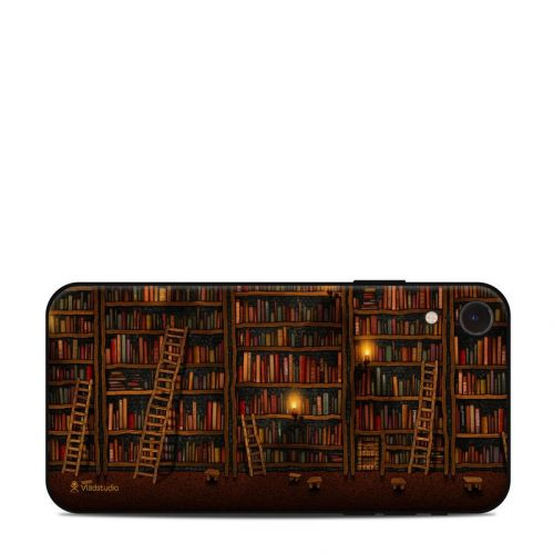 Library iPhone XR Skin