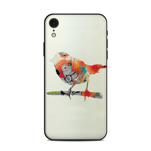 Little Bird iPhone XR Skin