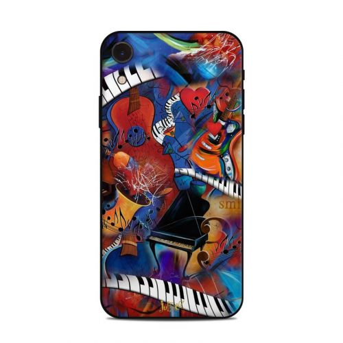 Music Madness iPhone XR Skin