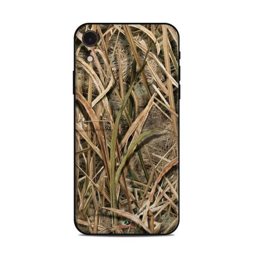 Shadow Grass Blades iPhone XR Skin