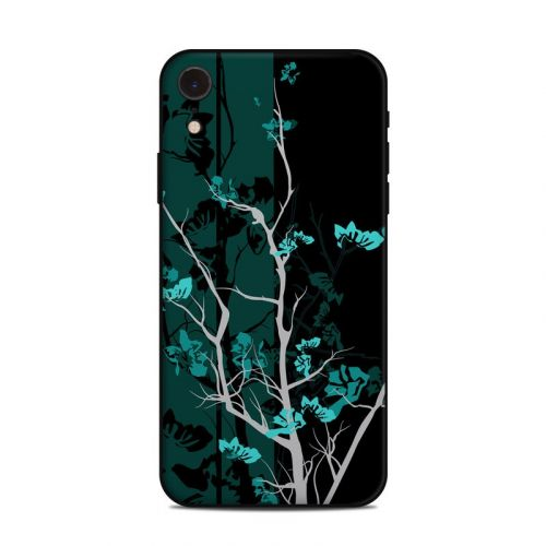 Aqua Tranquility iPhone XR Skin