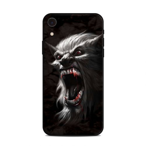 Wolfman iPhone XR Skin
