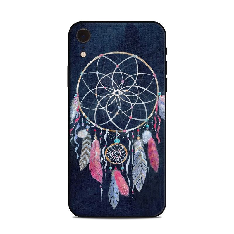 iPhone XR Skin design of Fashion accessory, Jewellery, Textile, Illustration, Turquoise, Art, Still life photography with blue, white, pink, yellow, orange, blue colors