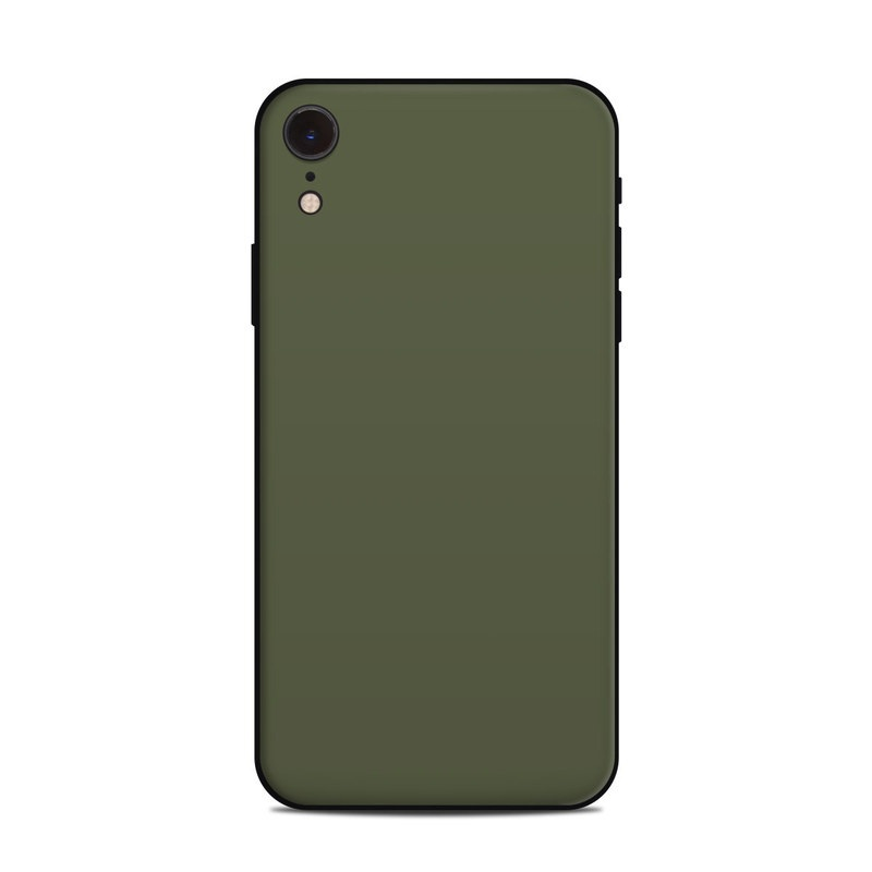 iPhone XR Skin design of Green, Brown, Text, Yellow, Grass, Font, Pattern, Beige with green colors