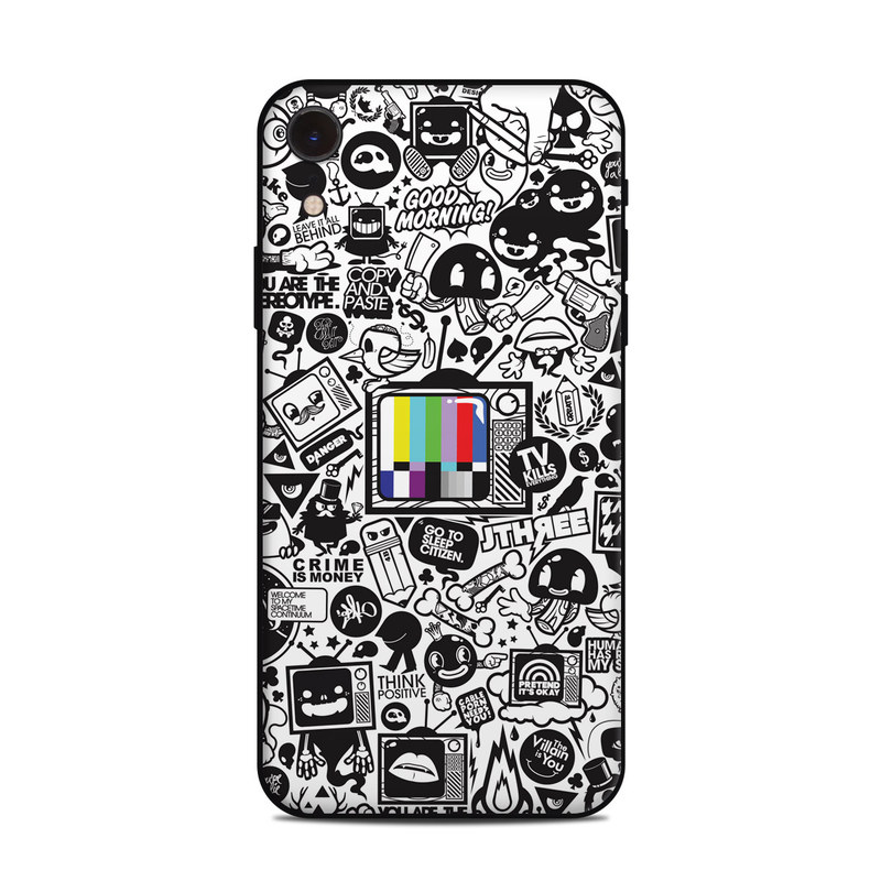 sports shoes 445ba d5cfd TV Kills Everything iPhone XR Skin