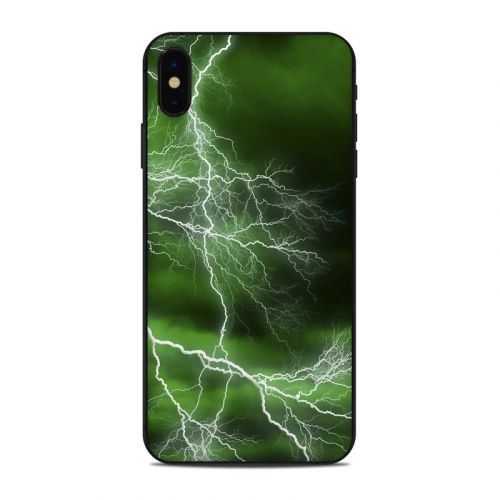 Apocalypse Green iPhone XS Max Skin
