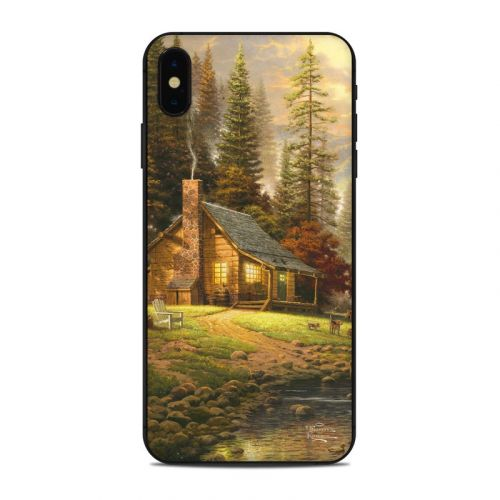 A Peaceful Retreat iPhone XS Max Skin