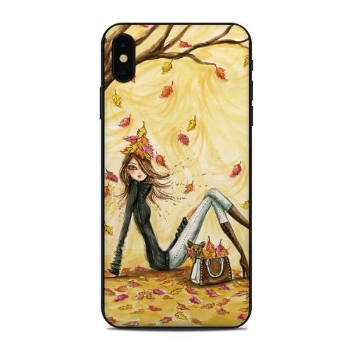 Autumn Leaves iPhone XS Max Skin