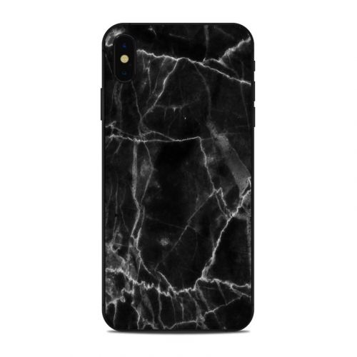 Black Marble iPhone XS Max Skin
