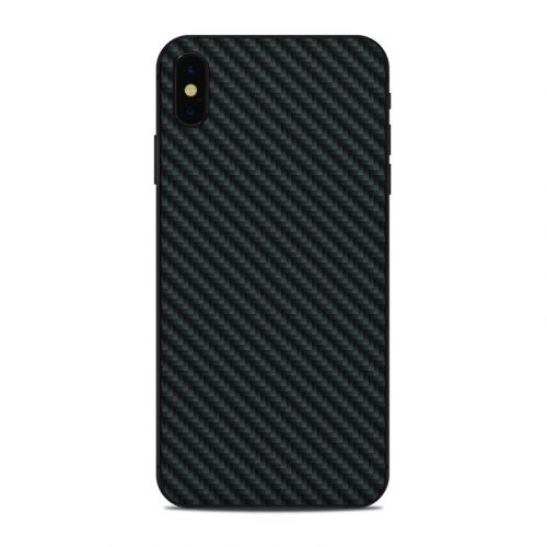 Carbon iPhone XS Max Skin