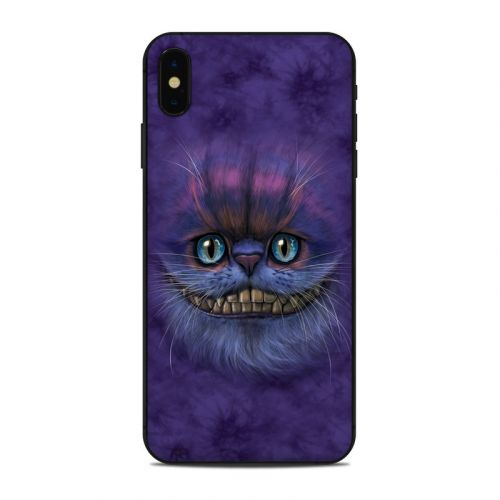 Cheshire Grin iPhone XS Max Skin
