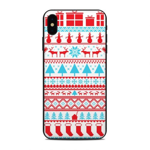 Comfy Christmas iPhone XS Max Skin