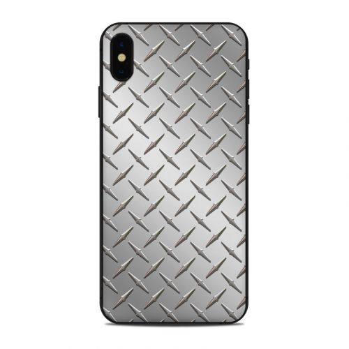 Diamond Plate iPhone XS Max Skin
