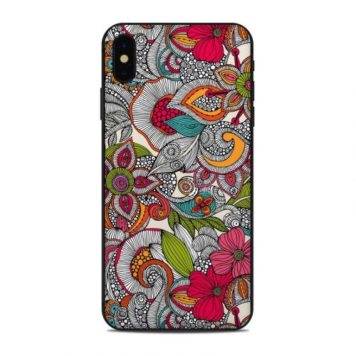 Doodles Color iPhone XS Max Skin