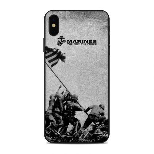 Flag Raise iPhone XS Max Skin