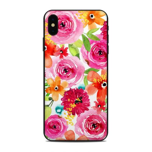 Floral Pop iPhone XS Max Skin