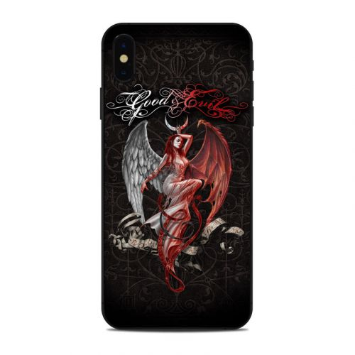 Good and Evil iPhone XS Max Skin