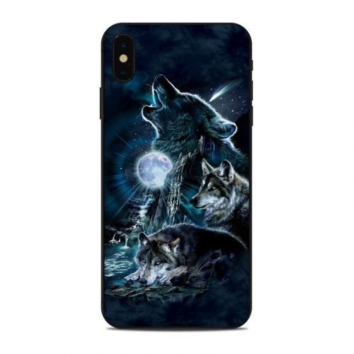 Howling iPhone XS Max Skin